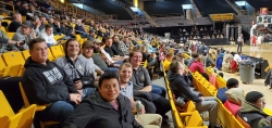 App State veterans at the 2020 Hero's Day Basketball Game