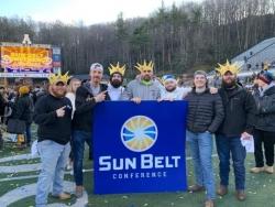 App State veterans at the 2019 Sunbelt Championship