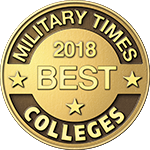 Military Times 2018 Best Colleges for Veterans