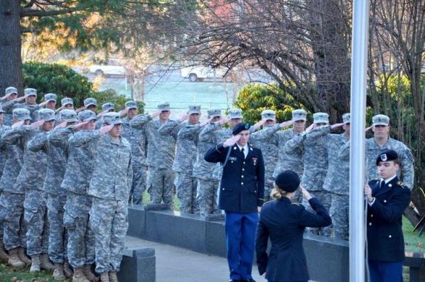 2014 Veterans Day Ceremony